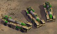 Generals Scud Launcher