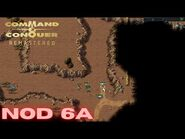 Command & Conquer Remastered - NOD Mission 6A - EXTRACT THE DETONATOR IVORY COAST (Hard)