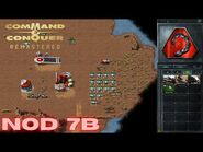 Command & Conquer Remastered - NOD Mission 7B - SICK AND DYING CAMEROON (Hard)