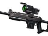 Pierce sniper rifle