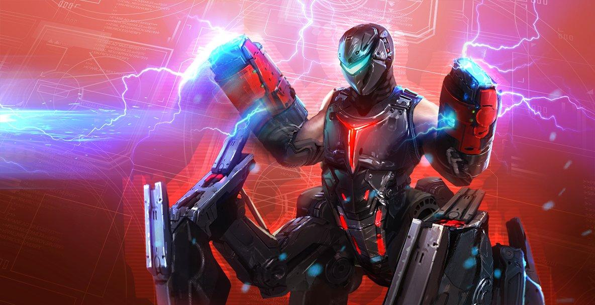 Cyborg Reaper (Rivals)
