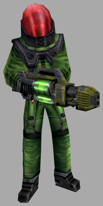 Chemical warrior (Renegade)