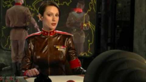 Red Alert 2 Yuri's Revenge - Soviet campaign - Mission 7 briefing