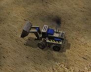 Gen1 USA Construction Dozer