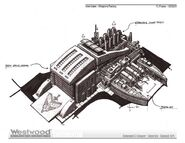 USA Weapons Factory concept art