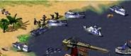 CNCRA2 Allied Landing Craft
