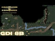 Command & Conquer Remastered - GDI Mission 8B - DOCTOR MOBIUS (Hard)