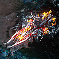 With Fortified Fleet upgrade