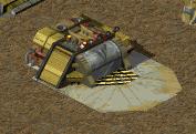 GDI war factory (Tiberian Sun)