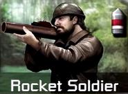 Rocket Soldier icon