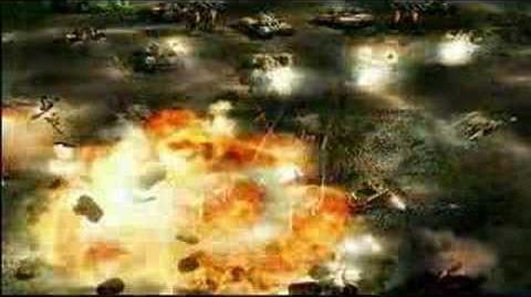 C&C Tiberium Wars - gameplay trailer