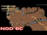 Command & Conquer Remastered - NOD Mission 6C - EXTRACT THE DETONATOR NIGERIA (Hard)