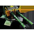 Forgotten machine-gun nest