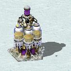 Bio reactor in Snow Theater