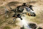 CNCKW Hammerhead In-Game