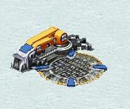 Alied Service depot in Snow Theater