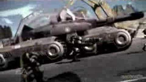Command & Conquer 3 Tiberian Wars Trailer