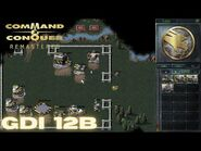 Command & Conquer Remastered - GDI Mission 12B - SAVING DOCTOR MOBIUS BULGARIA (Hard)