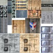 USA War Factory Texture 1