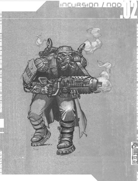 Heavy trooper (Tiberian Incursion)