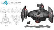 CnC4 Nod Leviathan