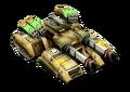 CNC4 Mammoth Tank Render