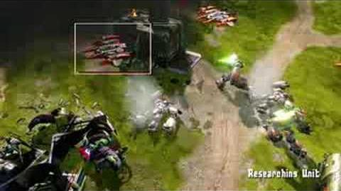Command & Conquer Red Alert 3 - E3 2008 trailer