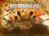 RA2 Apocalypse Tank in Generals loading screen
