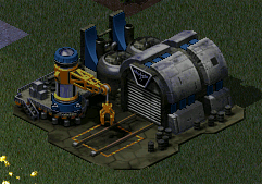 Allied construction yard (Red Alert 2)