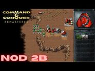 Command & Conquer Remastered - NOD Mission 2B - LIBERATION OF EGYPT SOUTH (Hard)