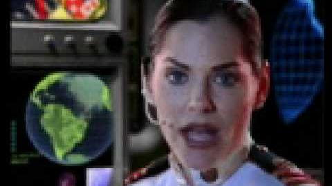 Command & Conquer Red Alert 2 - Yuri's Revenge - Allied Mission 7 - Sidebar Video 1