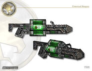 CNCR Chem Weapon Beta Concept