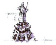 RA2 Barracks Soviet Concept art
