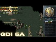Command & Conquer Remastered - GDI Mission 5A - RESTORING POWER UKRAINE WEST (Hard)