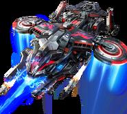 Red Alert OL Phantom helicopter
