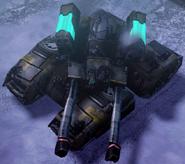 CNC4 Mammoth Tank Husk