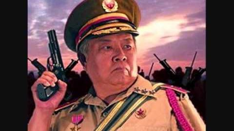 Command & Conquer Generals - Zero Hour - ALL General Quotes - Fai