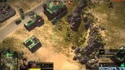 Command and Conquer Developer Walkthrough