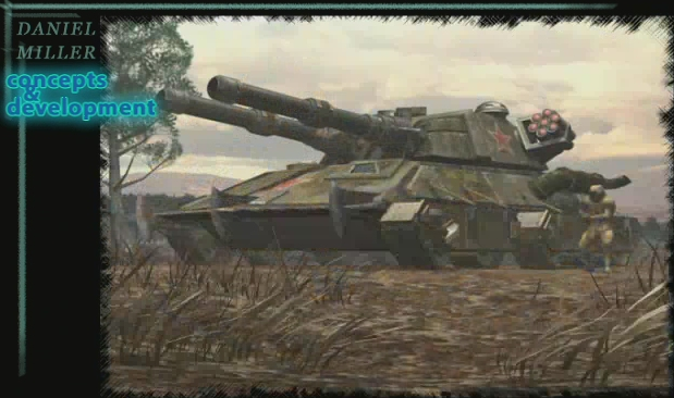Apocalypse tank (Renegade 2)