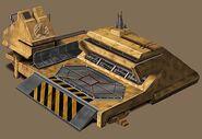 TS Dropship Bay concept