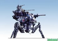 RA2 Centurion Urban Concept