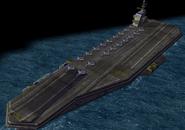 USS Reagan Aircraft Carrier