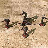 SAM turret (Tiberium Wars)