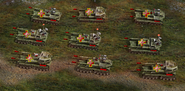 Overlord Tank Horde