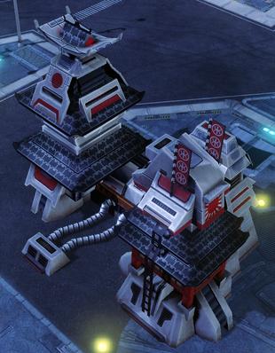 Imperial VIP Bunker