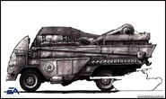 CNCRA2 Soviet (later Allied) MCV concept 2