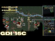 Command & Conquer Remastered - GDI Mission 15C - TEMPLE STRIKE SARAJEVO EAST (Hard)