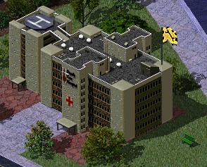 Tech Hospital (Red Alert 2)