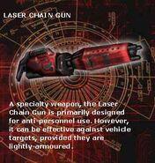 Laserchaingun