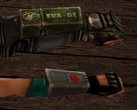 EVA wrist unit